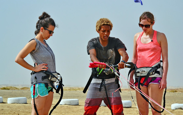 Les consignes de sécurités en kitesurf